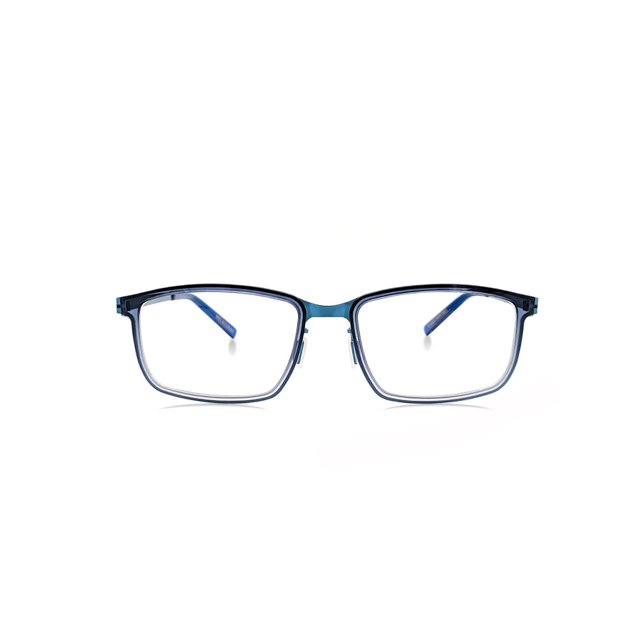 Pri / Steel Blue & Gradient Inserts C3 : Ultra-Fine Acetate