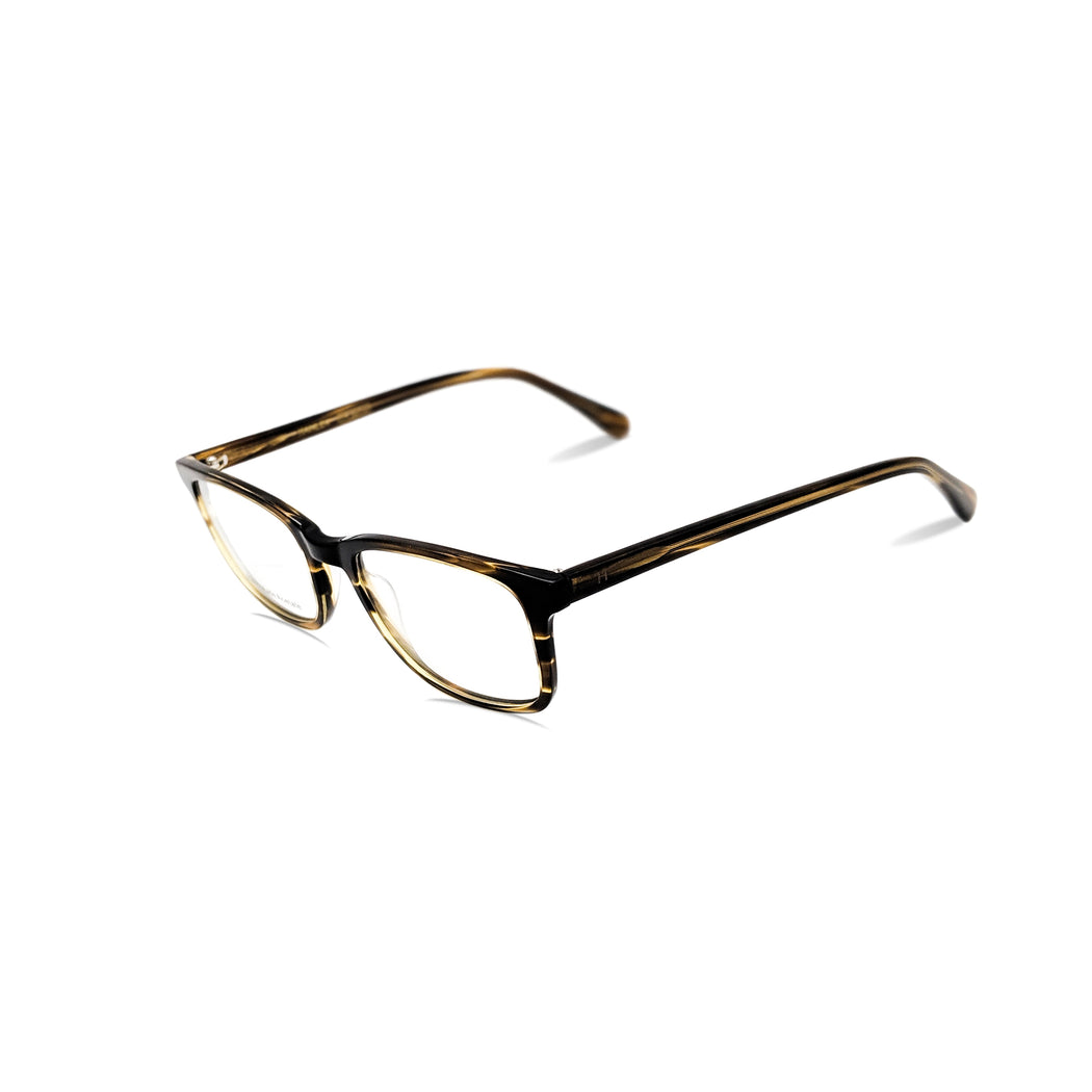 Errol / Olive Brown C4: Ultra-Fine Acetate