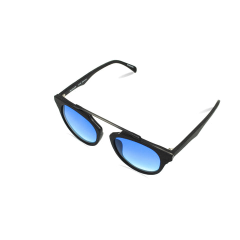 HANLEN No.FT0361 52/ C10 BLUE GRADIENT LENS: LUXE EDITION SUN