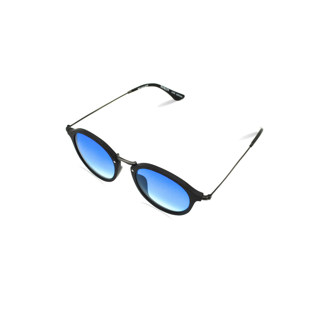 HANLEN No.2447 48/C10 BLUE GRADIENT LENS: LUXE EDITION SUN