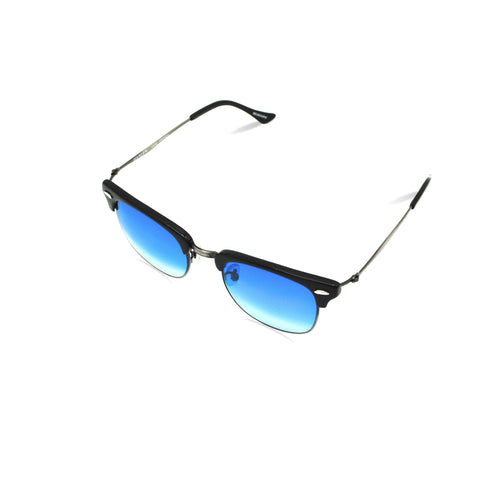 HANLEN No.RB8057S 51/A1 BLUE GRADIENT LENS: LUXE EDITION SUN