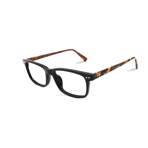 Jamie / Black with Tortoise Shell 2 : LUXE EDITION