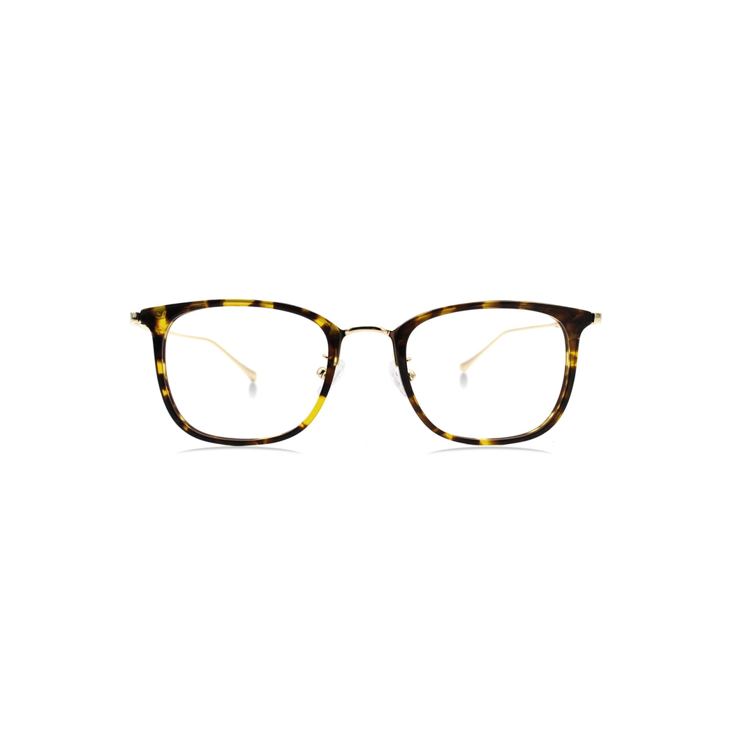 HANLEN No.YC2036/C3 BROWN TORT: LUXE EDITION