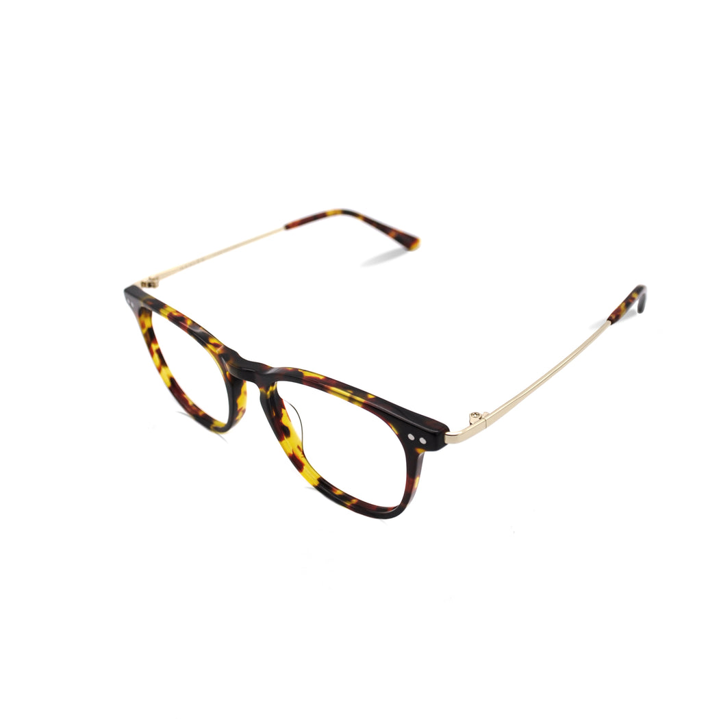 HANLEN No.YC2078/C2 BROWN TORT: LUXE EDITION