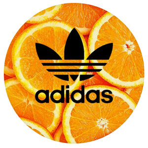 Adidas Pop-Grip: Adidas Pop-Grip Orange