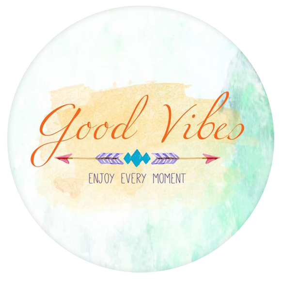Quote Pop-Grip: Good Vibe 2 Pop-Grip