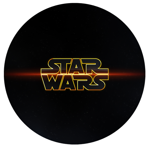 Star wars Pop-Grip: Logo Pop-Grip