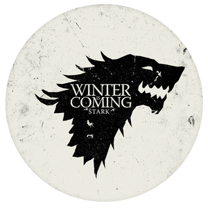 Game of Thrones Pop-Grip: Winter is Coming GOT Pop-Grip