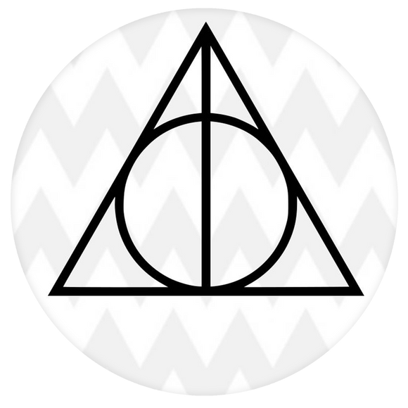 Harry Potter Pop-Grip: Harry Potter Triangle Pop-Grip