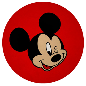 Disney Pop-Grip: Mickey Pop-Grip Red