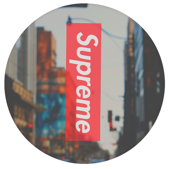 Supreme Pop-Grip: Supreme City Vertical Pop-Grip