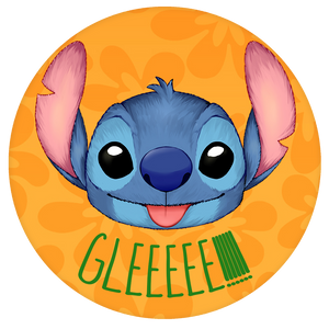 Disney Pop-Grip: Stitch Pop-Grip Glee