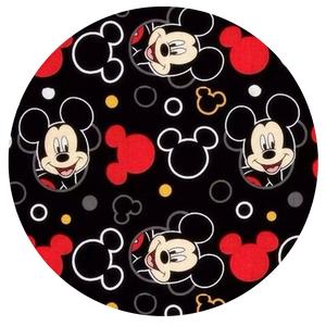 Disney Pop-Grip: Mickey Pop-GripBlack and Red