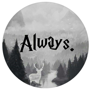 Harry Potter Pop-Grip: Harry Potter Always Pop-Grip