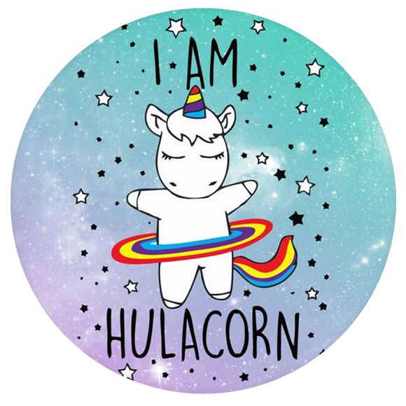 Unicorn Pop-Grip: Hulacorn Unicorn Pop-Grip