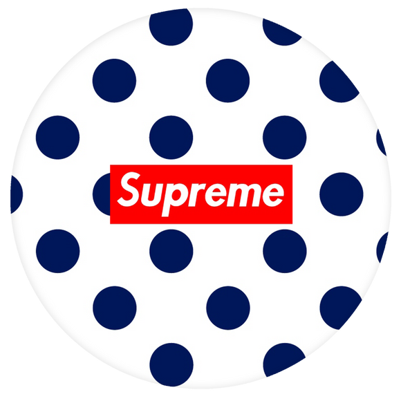 Supreme Pop-Grip: Supreme Pop-Grip Polkadot