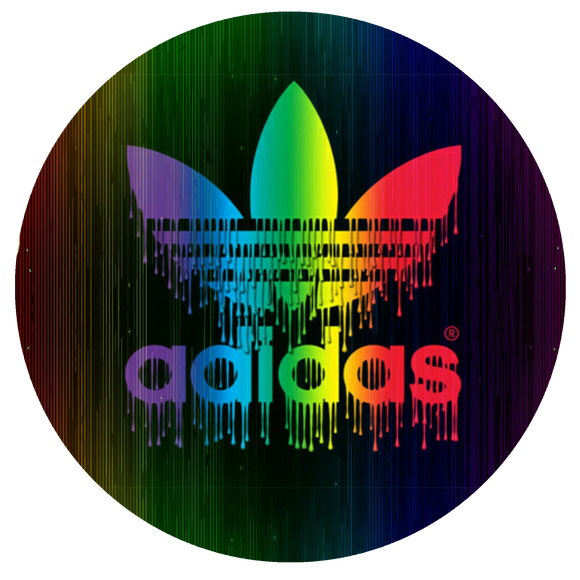 Adidas Pop-Grip: Adidas Rainbow Pop-Grip