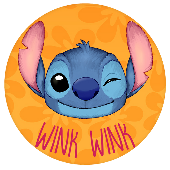 Disney Pop-Grip: Stitch Pop-Grip Wink