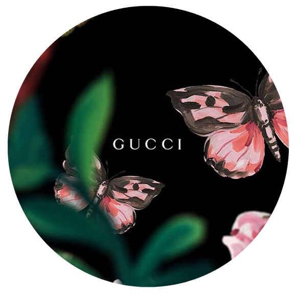 Gucci Pop-Grip: Gucci Butterfly Pop-Grip