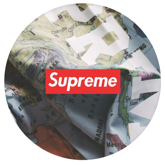 Supreme Pop-Grip: Supreme City Travel Pop-Grip