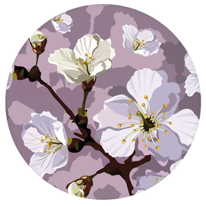 Flower Pop-Grip: Sakura Pop-Grip