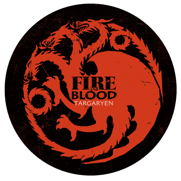 Game of Thrones Pop-Grip: Fire and Blood GOT Pop-Grip
