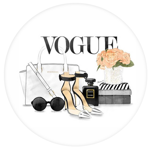 Vogue Pop-Grip: Fashion Vogue Pop-Grip