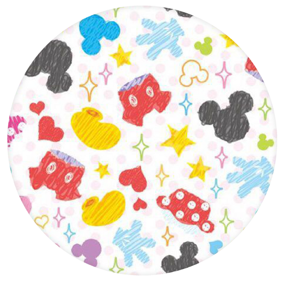 Disney Pop-Grip: Mickey Pop-Grip Children Drawing