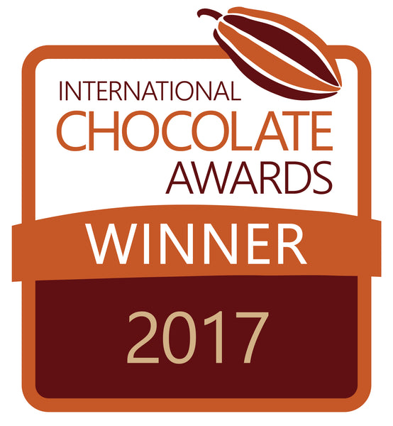 International Chocolate Awards - European Open ... GOLD!!
