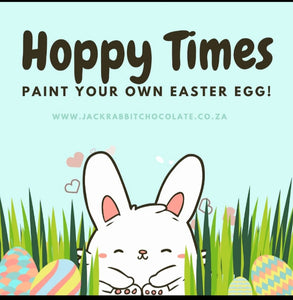 Paint your own Easter Egg!