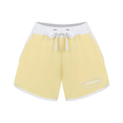 Everyday Optimism Yellow Short