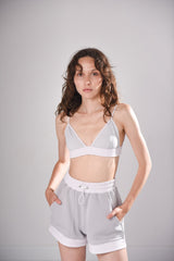 Utophic Grey Bra
