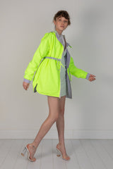 NEON NIGHT REVERSIBLE JACKET