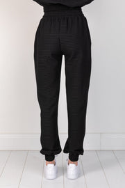 Easy Black Trousers