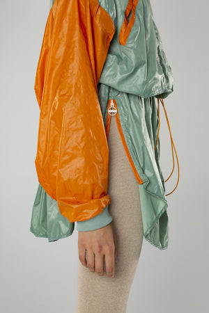 Forest raincoat