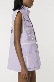 Lilac Loveproof vest