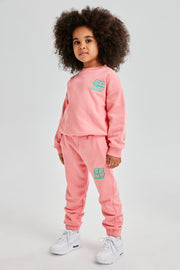 Living Coral Kids Sweatshirt