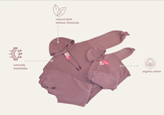 ''TURKISH ROSE'' ORGANIC SWEATPANT KIDS
