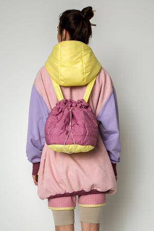 ''This is my comfort zone'' backpack