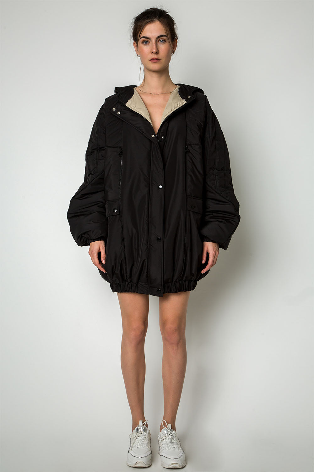 ''You always need the black'' coat