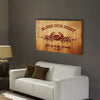 "Canvas For Family ""Bless Our Nest"" Family Wall Decor"