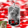 Jewelry I Love You Pet Necklace