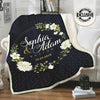 Personalized Blanket Personalized Blanket For Couples