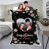Personalized Blanket Personalized Picture Blanket For Your Love