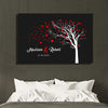 Personalized Canvas Custom Wall Art - Perfect For Your Bedroom