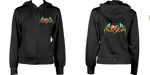 Ladies West Ham Hoodie - Ashby Saint Eve