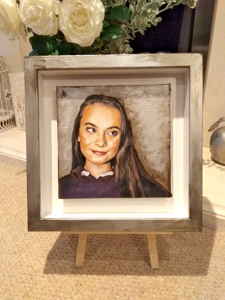 Family Portraits - Custom Hand Painted Commissions