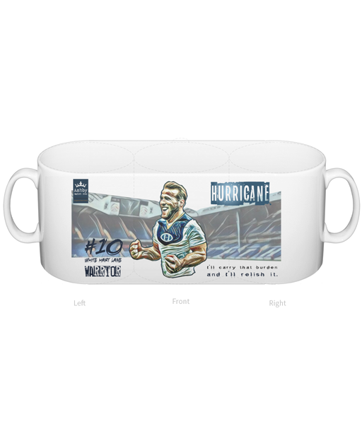 Superhero Harry Kane Spurs Mug - Ashby Saint Eve