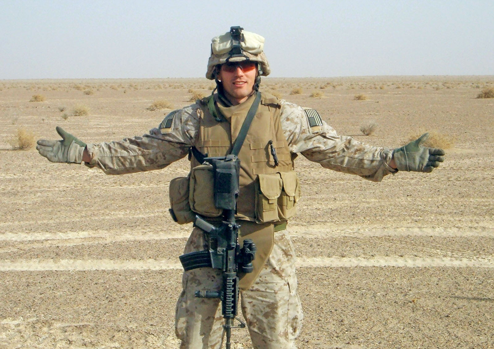 Patriotism Spotlight: Travis Manion and the Travis Manion Foundation