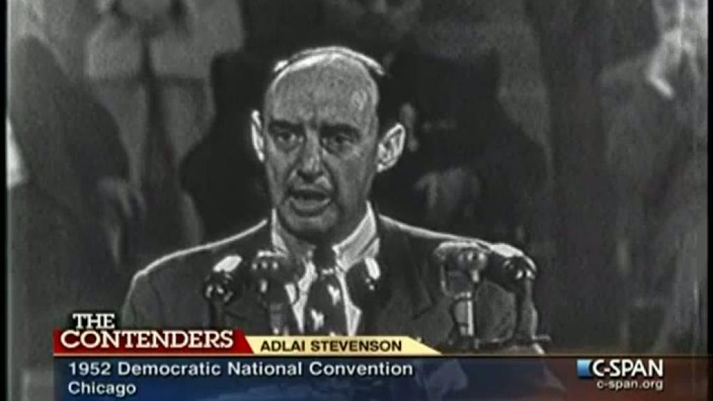 The 1952 Democratic National Convention and Its Historical Significance